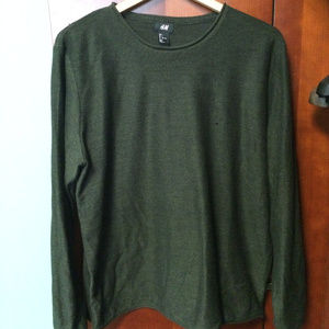 Large Dark Green Sweater *Holdiay Gift*